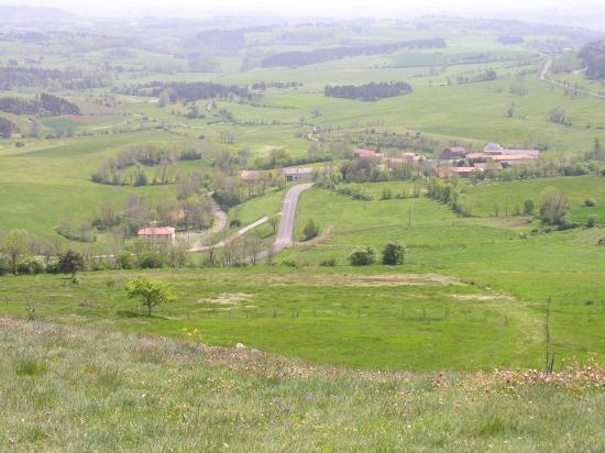 Le hameau de Pagros
